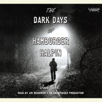 Cover of The Dark Days of Hamburger Halpin cover