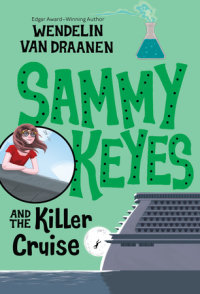 Book cover for Sammy Keyes and the Killer Cruise