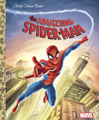Book cover for The Amazing Spider-Man (Marvel: Spider-Man)