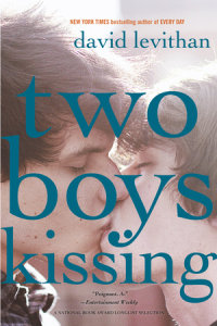 Cover of Two Boys Kissing cover
