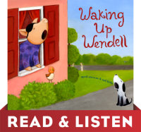 Cover of Waking Up Wendell cover