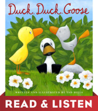 Cover of Duck, Duck, Goose cover