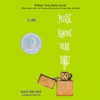 Cover of Please Ignore Vera Dietz cover