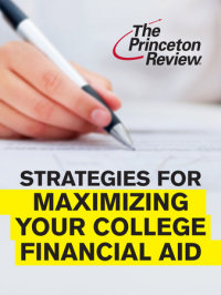 Book cover for Strategies for Maximizing Your College Financial Aid