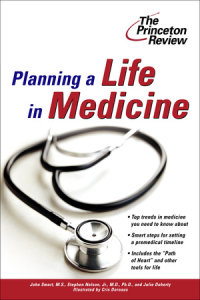 Book cover for Planning a Life in Medicine