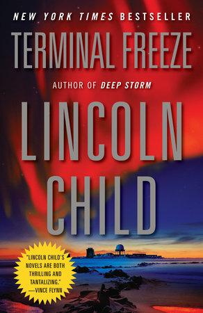 Terminal Freeze book cover