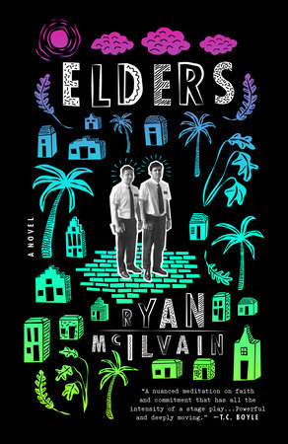 Elders book cover
