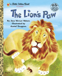Book cover for The Lion\'s Paw