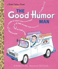 Book cover for The Good Humor Man
