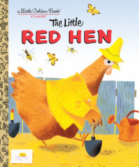 Book cover for The Little Red Hen