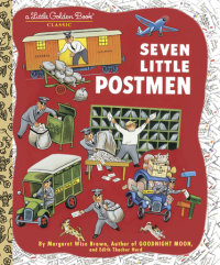 Book cover for Seven Little Postmen