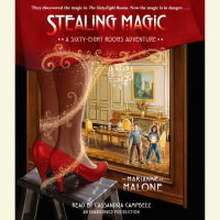 Cover of Stealing Magic: A Sixty-Eight Rooms Adventure cover