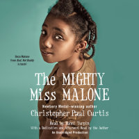 Cover of The Mighty Miss Malone cover