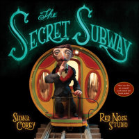 Cover of The Secret Subway cover