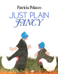 Cover of Just Plain Fancy cover
