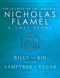 Book cover for Billy the Kid and the Vampyres of Vegas