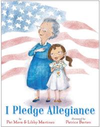 Cover of I Pledge Allegiance cover