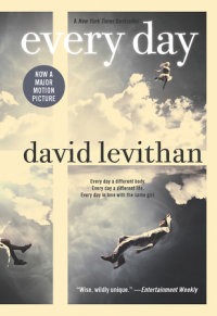 Cover of Every Day Movie Tie-In Edition cover