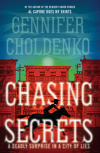 Cover of Chasing Secrets cover