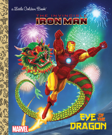 Eye of the Dragon (Marvel: Iron Man)