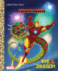 Book cover for Eye of the Dragon (Marvel: Iron Man)