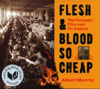 Cover of Flesh and Blood So Cheap: The Triangle Fire and Its Legacy cover