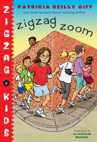 Book cover for Zigzag Zoom