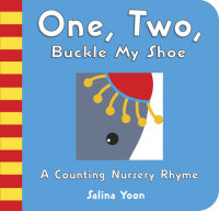 Book cover for One, Two, Buckle My Shoe
