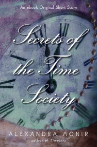 Book cover for Secrets of the Time Society