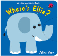 Book cover for Where\'s Ellie?