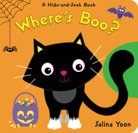 Book cover for Where\'s Boo?
