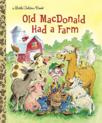 Book cover for Old MacDonald Had a Farm