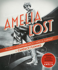 Cover of Amelia Lost cover