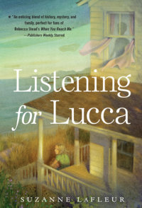 Cover of Listening for Lucca