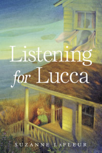 Cover of Listening for Lucca cover