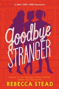 Book cover for Goodbye Stranger