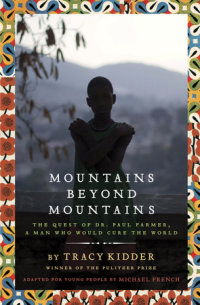 Cover of Mountains Beyond Mountains (Adapted for Young People) cover