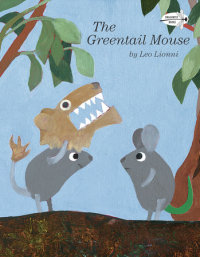 Book cover for The Greentail Mouse