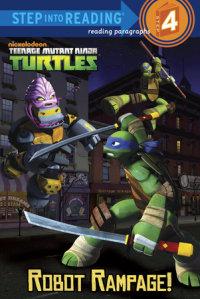 Book cover for Robot Rampage! (Teenage Mutant Ninja Turtles)