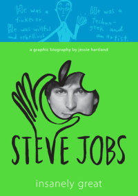 Cover of Steve Jobs: Insanely Great cover