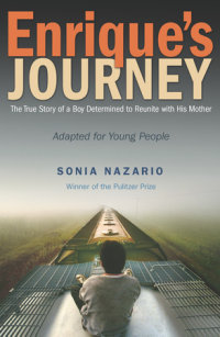 Cover of Enrique\'s Journey (The Young Adult Adaptation) cover