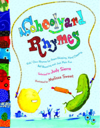 Book cover for Schoolyard Rhymes