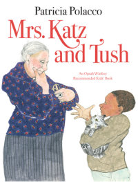 Cover of Mrs. Katz and Tush cover
