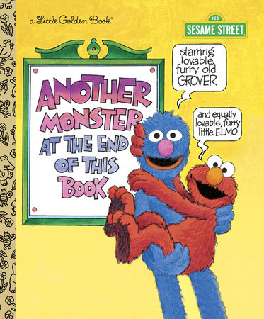 Another Monster at the End of This Book (Sesame Street)