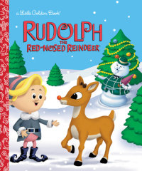 Book cover for Rudolph the Red-Nosed Reindeer (Rudolph the Red-Nosed Reindeer)