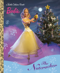 Book cover for Barbie: The Nutcracker