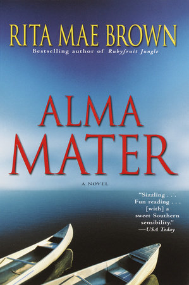 Alma Mater book cover