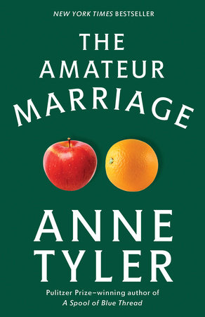 The Amateur Marriage book cover