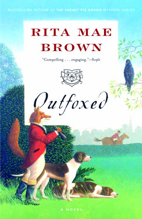 Outfoxed book cover
