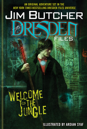 Cover image for The Dresden Files: Welcome to the Jungle